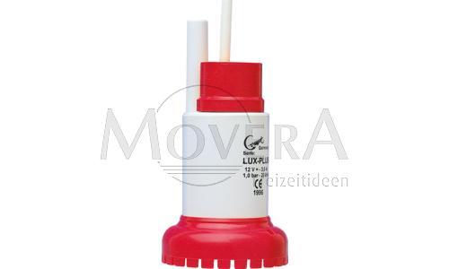 Υψηλής απόδοσης εμβαπτιζόμενη αντλία LUXPLUS