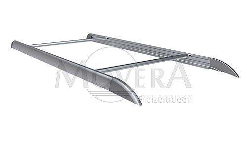 Ράγες οροφής Style für Fahrzeuglänge 541 cm