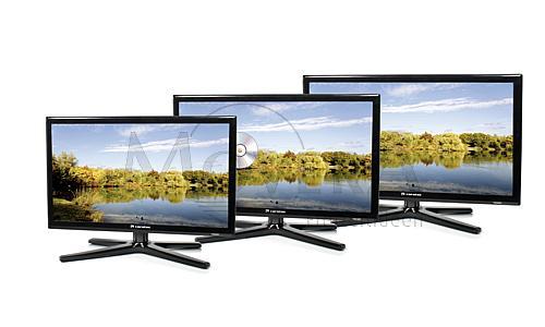Caratec Vision CAV194DS 47 cm LED TV με DVD, DVB-T, DVB-S2