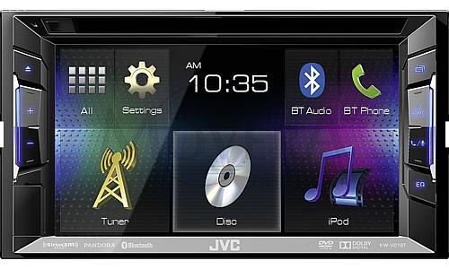 Moniceiver JVC KW-V21 BT