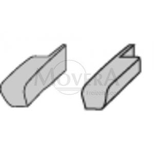 Κάλυμμα βραχίονα καθίσματος για Fiat Chassis Sitze από3/1994 έως 6/2006
