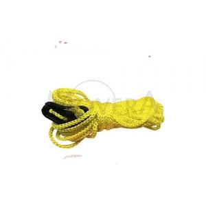 Σκοινί ασφαλείας κίτρινο