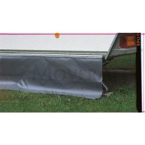 Ποδιά από πλαστικό ύφασμα, 70 cm ύψος