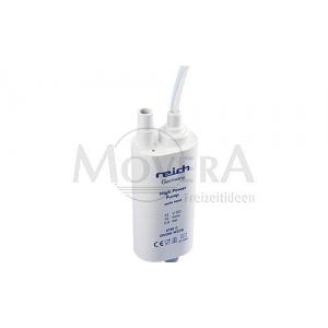 Υψηλής απόδοσης εμβαπτιζόμενη αντλία 18 l/min. και 0,9 bar, 2,5 – 3,0 A
