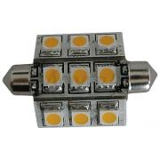 LED-Λάμπα 12 V / 2,5 W