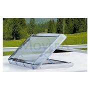 Παράθυρο οροφής REMItop vario II με μανιβέλα και φωτισμό
