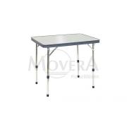 Τετράγωνο Τραπέζι αλουμινίου με ενισχυμένο Profil