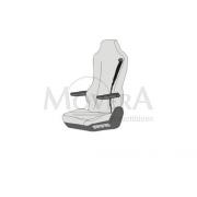 Κάλυμμα καθίσματος για ISRI κάθισμα 6860/775, οδηγού  κάθισμα