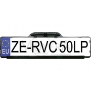 ZE-RVC50LP Πινακίδας-Κάμερα όπισθεν