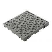 Πλάκα δαπέδου Deck-Fit χρώμα γκρί