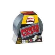 Pattex Power Ταινία Ασημί,Gr. 50 mm x 25 mtr.