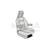 Κάλυμμα καθίσματος για Original κάθισμα στη βάση του Fiat Ducato, Citröen Jumper, Peugeot Boxer, κατάλληλο και  για Iveco Daily, MB Sprinter, Ford Transit, Renault Master u.v.m.