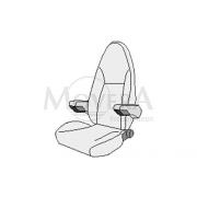 Κάλυμμα καθίσματος για Fiat Chassis κάθισμα με επένδυση