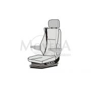 Κάλυμμα καθίσματος για ISRI κάθισμα 1000/337
