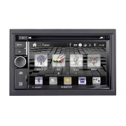 XZENT X-302 BT 2-Din Naviceiver -Bluetooth