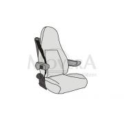 """Κάλυμμα καθίσματος για AGUTI κάθισμα """"GIS-Liner"""""""