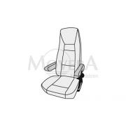 """Κάλυμμα καθίσματος για Aguti κάθισμα """"Milan´12"""""""