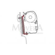 Αντάπτορας Fiamma Kit High Roof Adapter Westfalia