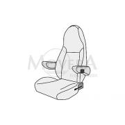 """Κάλυμμα καθίσματος για AGUTI κάθισμα """"Sigma"""""""