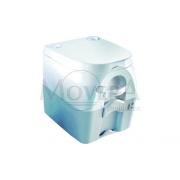 Portable Toilette Dometic 976 λευκό/μπέζ