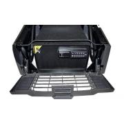 Mobilsafe – υποδοχή καθίσματος safe Fiat Ducato (Typ X250) με ηλεκτρονική κλειδαριά