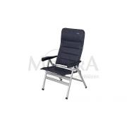 Πτυσσόμενη πολυθρόνα XXL Deluxe με επένδυση
