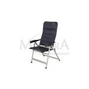 Πτυσσόμενη πολυθρόνα Deluxe με επενδυση