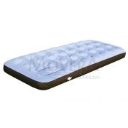 Κρεββάτι φουσκωτό με ενσωματομένη τρόμπα