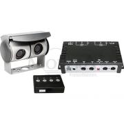 Caratec Safety CS100TX Διπλή κάμερα, με κουτί διαχωρισμού