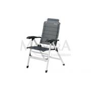 Καρέκλα αλουμινίου ψηλή πλάτη Ontario