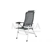 Καρέκλα αλουμινίου ψηλή πλάτη Melville