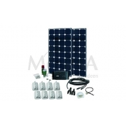 Kit Solar Peak Three 4.0 / 2 x 100 Wp