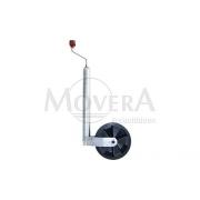Ροδάκι Plus 215 x 65 mm λαστιχένιο/Πλαστική-ζάντα