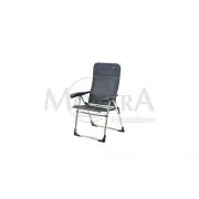 Πτυσσόμενη καρέκλα με ανατομική φόρμα