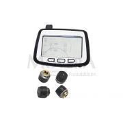 TireMoni Expert-Line Επαγγελματικό σύστημα μέτρησης πίεσης ελαστικών για Τροχόσπιτα και Αυτοκινούμενα