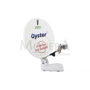 Oyster Internet πλήρως αυτόματη Δορυφορική κεραία περιλ. HD Δέκτη Europe